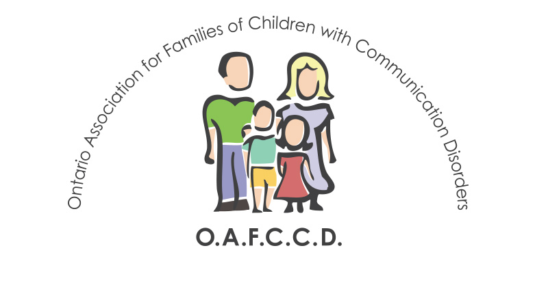 Ontario Association For Families of Children with Communication Disorders