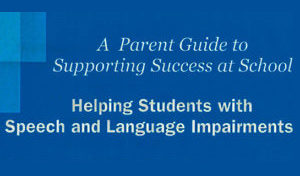 Parent Guide For Supporting Success at School